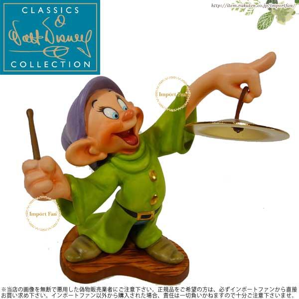 WDCC おとぼけ(ドーピー) クラシックショー Snow White Classics Snow White Dopey Dopey 453054614 白雪姫と7人の小人 音楽会 【ポイント最大43倍!お買物マラソン】