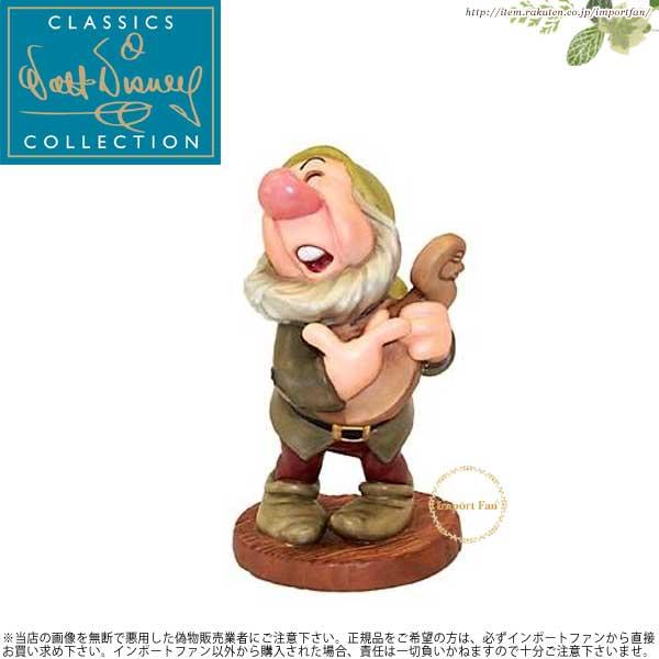 WDCC くしゃみ(スニージー) クラシックショー Snow White Classics Snow Sneezy Ah-Choo 453054623 白雪姫と7人の小人 音楽会 □