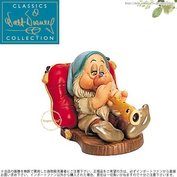 WDCC ねぼすけ(スリーピー) クラシックショー Snow White Classics Snow Sleepy Zzzzzz 453054623 白雪姫と7人の小人 音楽会 □