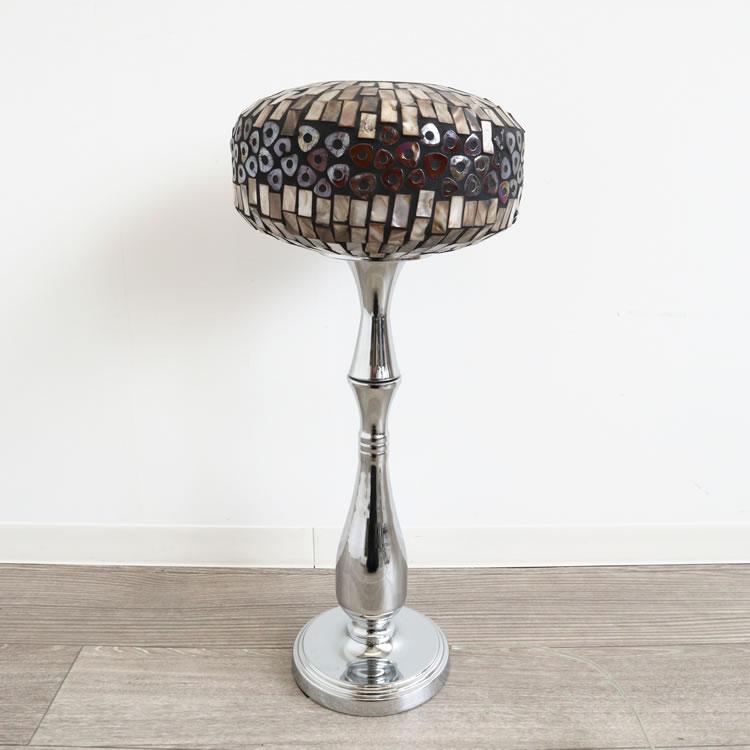 モザイクグラスランプ テーブルランプ