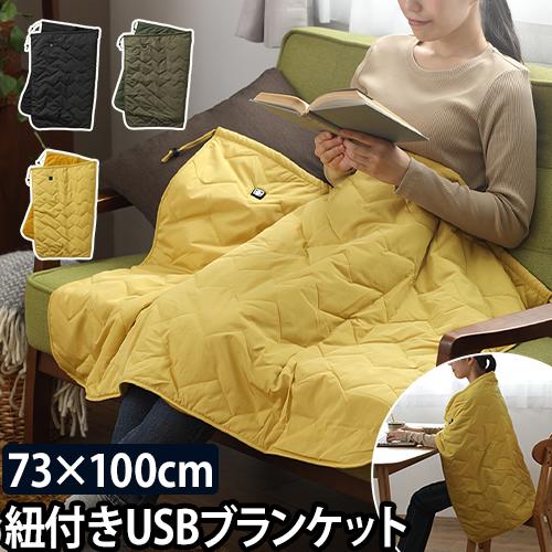 キャンプ 電気 毛布