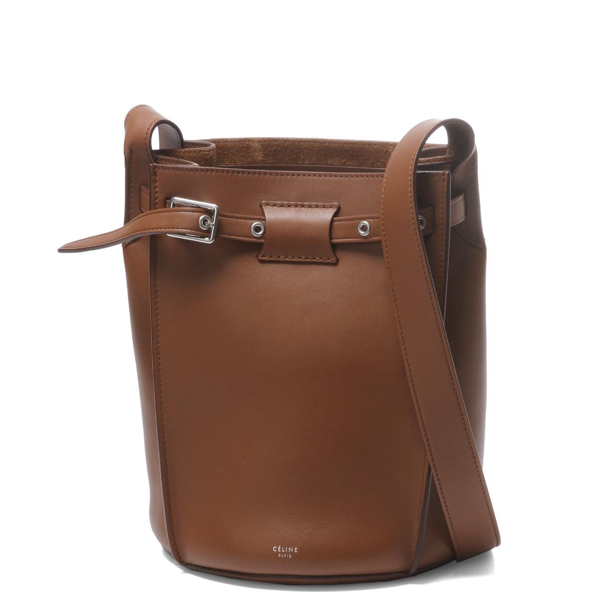 d42066fcd86 importshopdouble  Celine CELINE bag lady 183343A4T 04LU shoulder bag BIG  BAG BUCKET big bag pail TAN brown