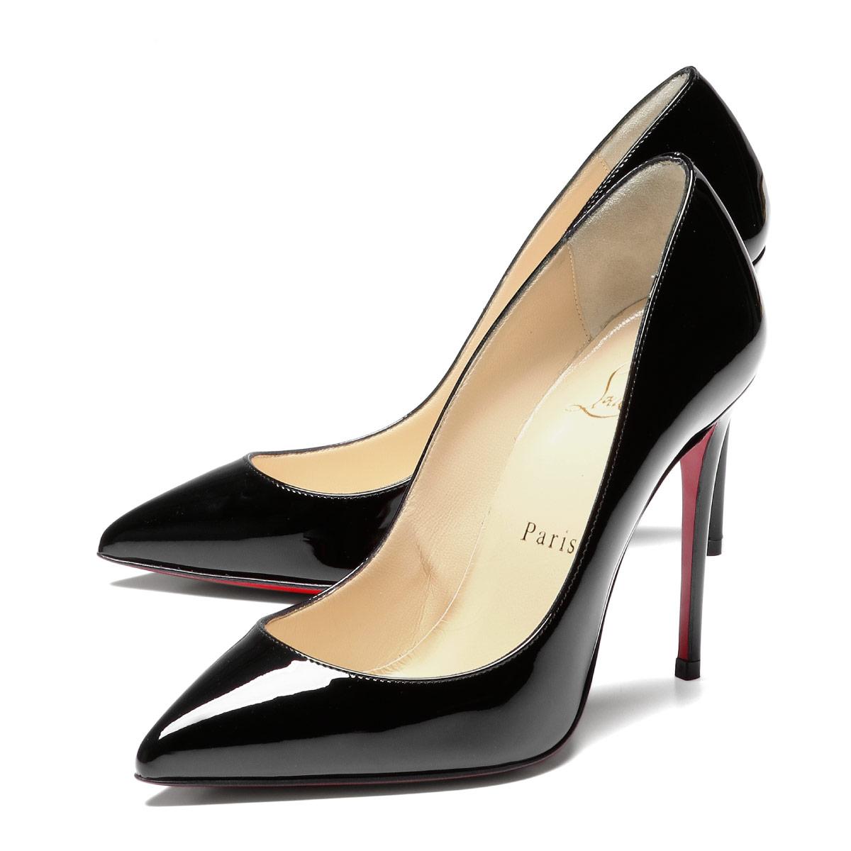 black louboutin shoes