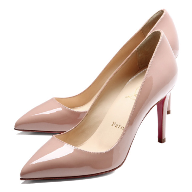 c983151b2030c Christian Louboutin Christian Louboutin pointy toe pumps NUDE beige PIGALLE  Pigalle ...