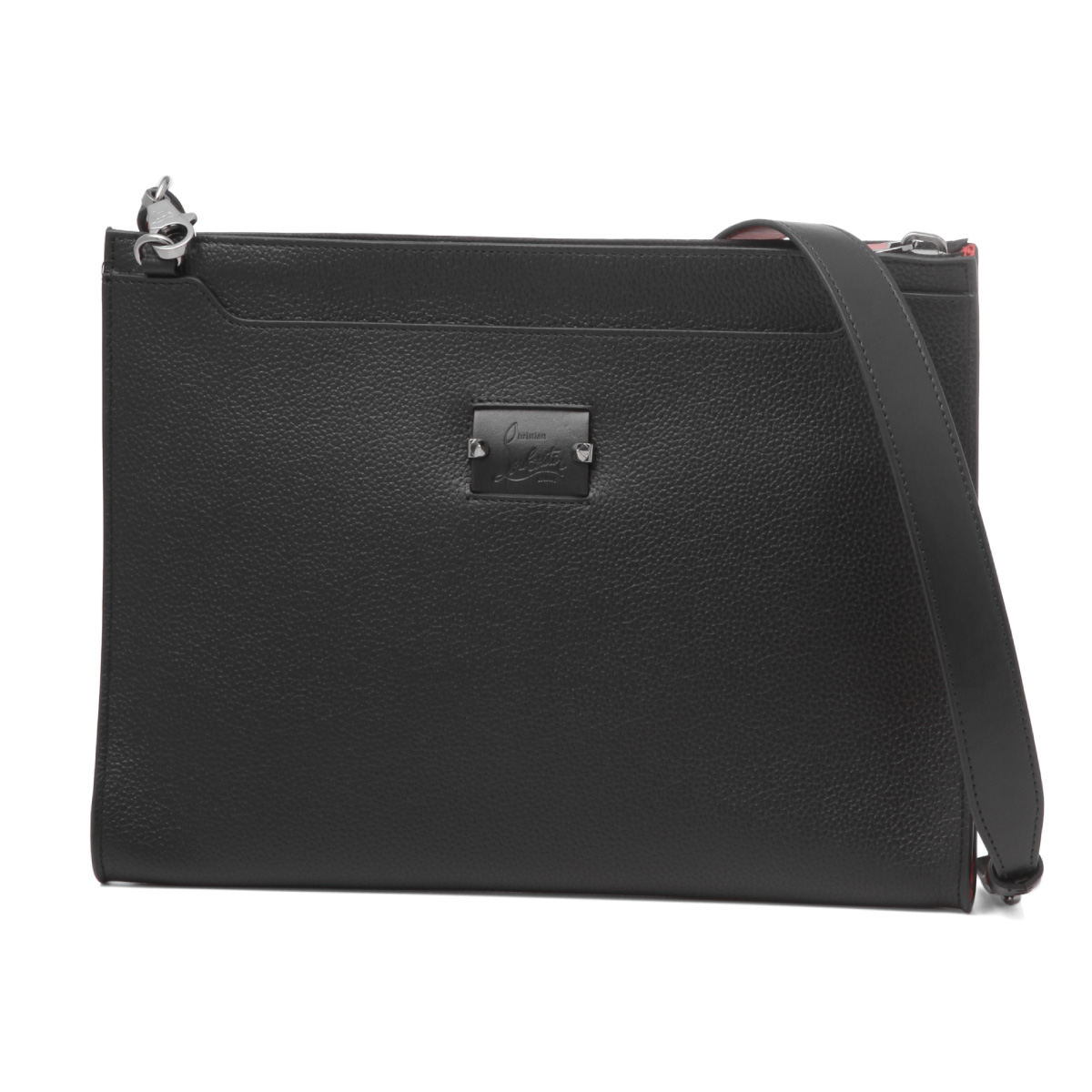 f9061d627d 3185087 クリスチャンルブタン Christian Louboutin bag men B078 shoulders clutch bag  SKYPOUCH LOUBICITY sky porch agate ...