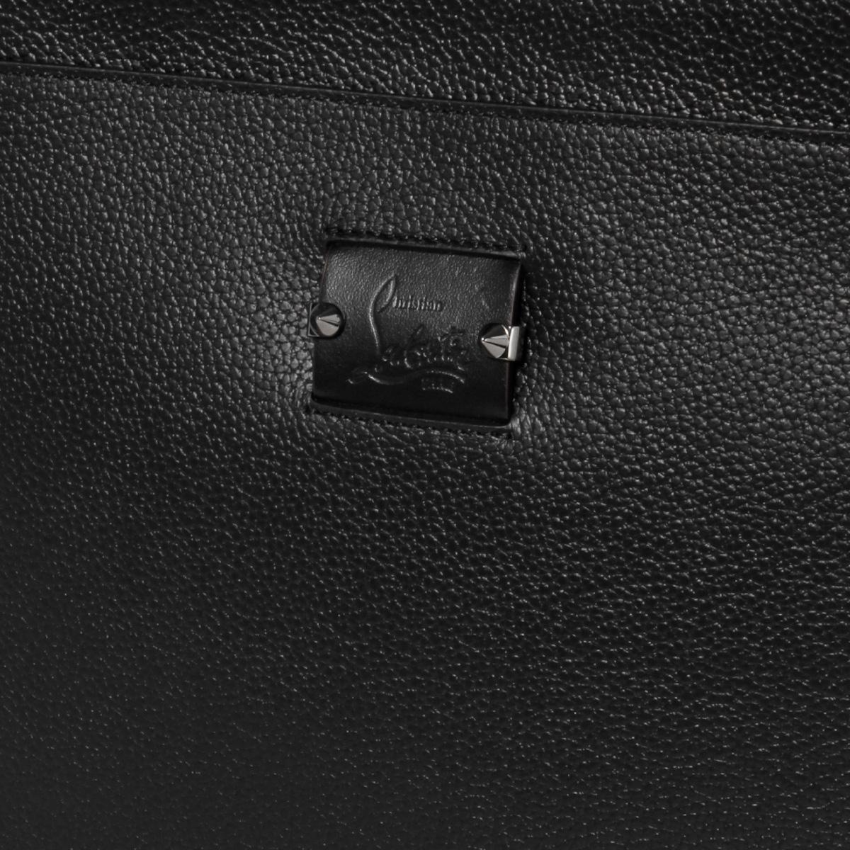 8e0b1b31a4 ... 3185087 クリスチャンルブタン Christian Louboutin bag men B078 shoulders clutch bag  SKYPOUCH LOUBICITY sky porch agate ...