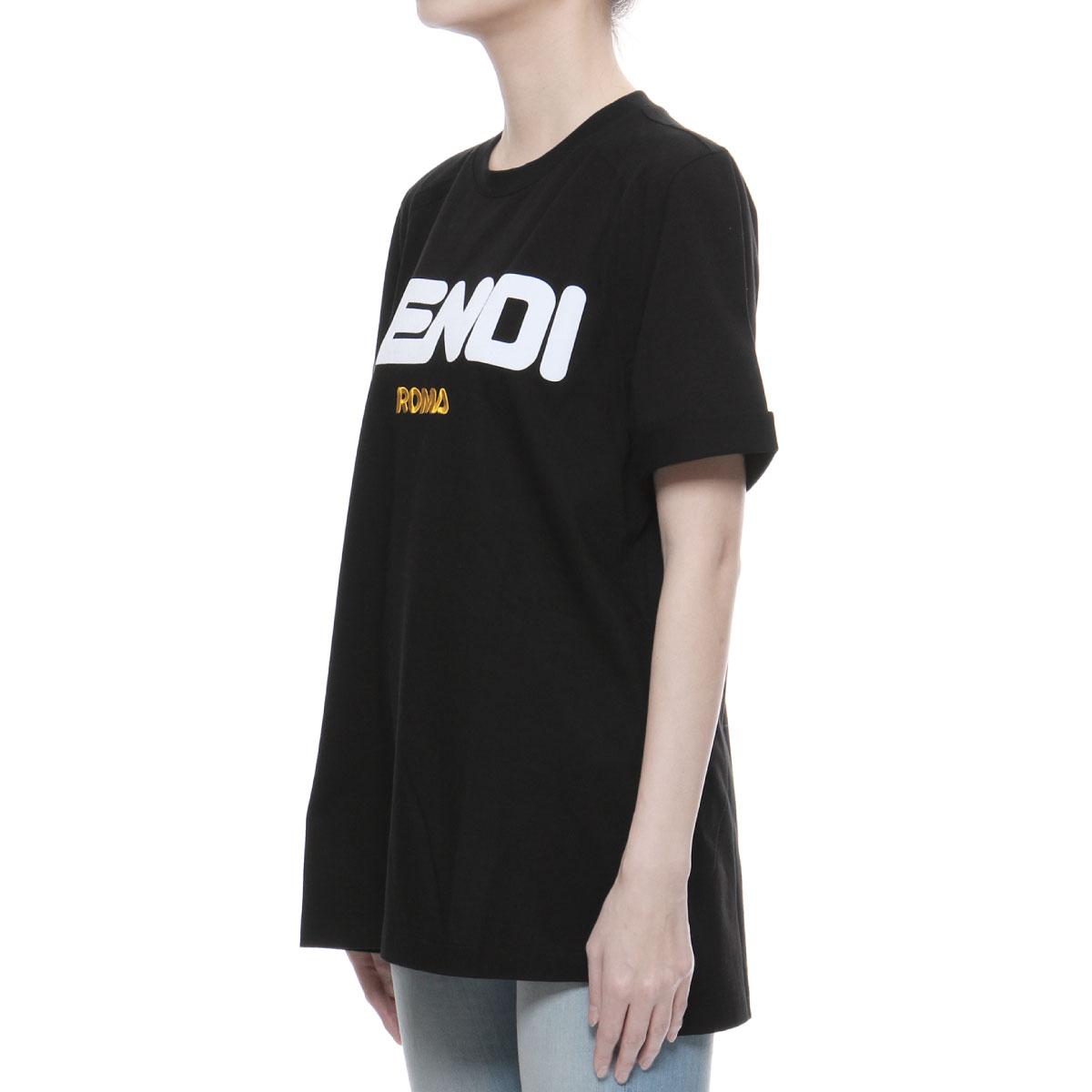 35416cf8d05e importshopdouble  Fendi FENDI T-shirt Lady s FS7074 A5H1 F0GME short ...