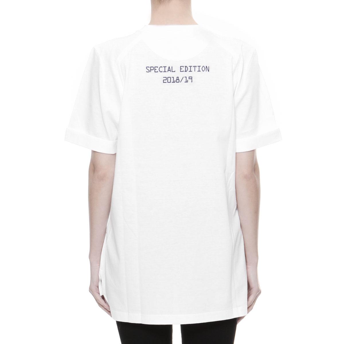 14210821 ... Fendi FENDI T-shirt Lady's FS7074 A5H1 F0ZNM short sleeves T-shirt  WHITE white ...