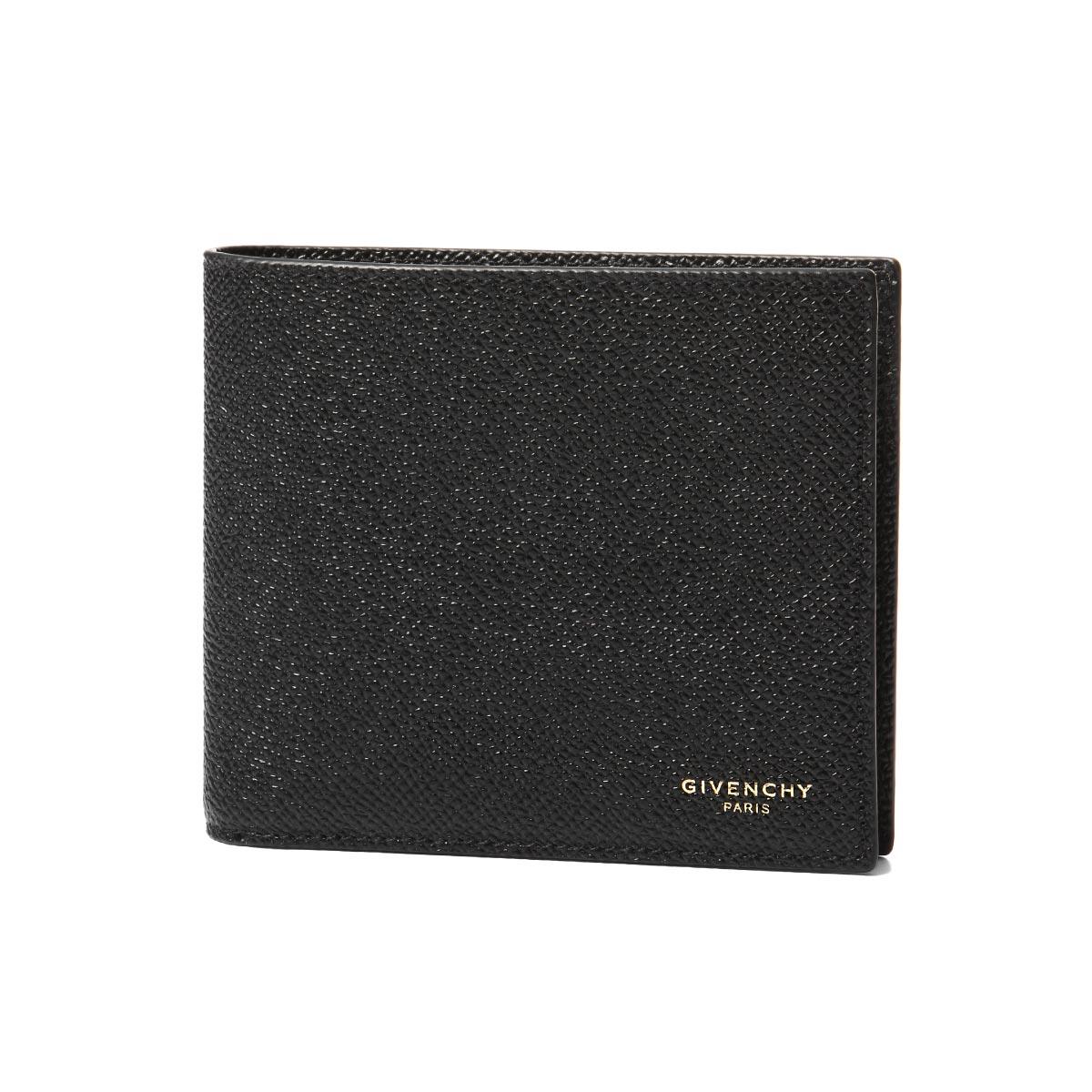 c07e016c Givenchy GIVENCHY wallet men BK06022121 001 folio wallet BLACK black
