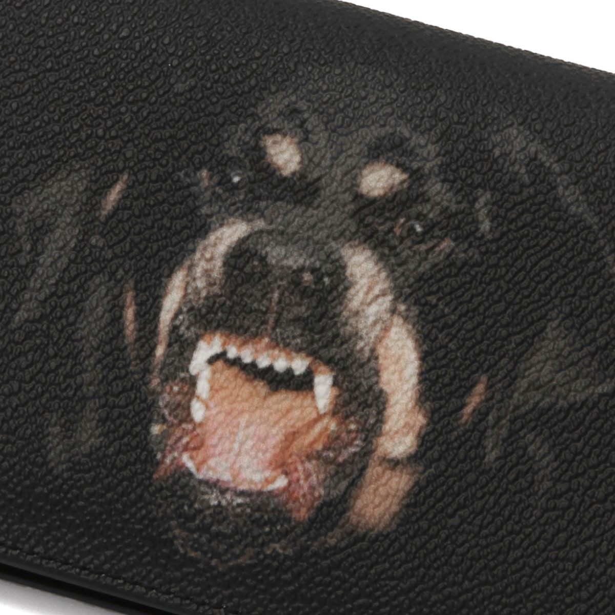 fcf7bf1a8 ... Givenchy GIVENCHY wallet men BK06030337 960 Rottweiler folio long  wallet MULTICOLORED black ...
