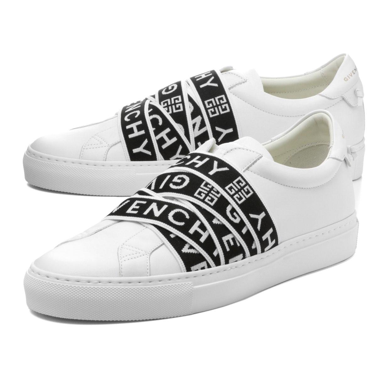 Givenchy GIVENCHY shoes men BH001SH0CZ 116 sneakers URBAN STREET Urban street WHITEBLACK white