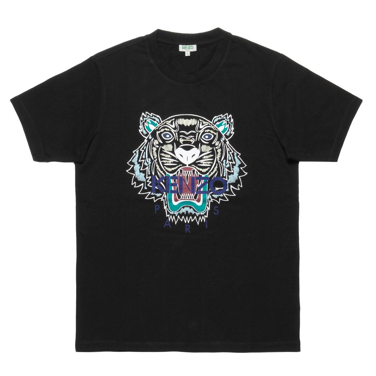 ケンゾー KENZO Tシャツ メンズ 5TS0504YA 99 半袖Tシャツ BLACK ブラック