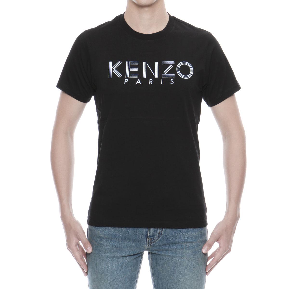b2b7238606 Kenzo KENZO T-shirt men 5TS0924SG 99 short sleeves T-shirt BLACK black