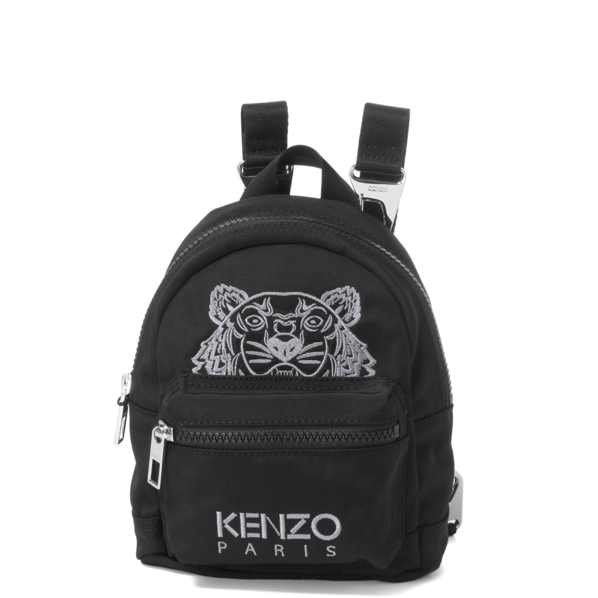 ケンゾー KENZO バッグ レディース 5SF301F20 99 ショルダー付 バックパック ミニ BLACK ブラック