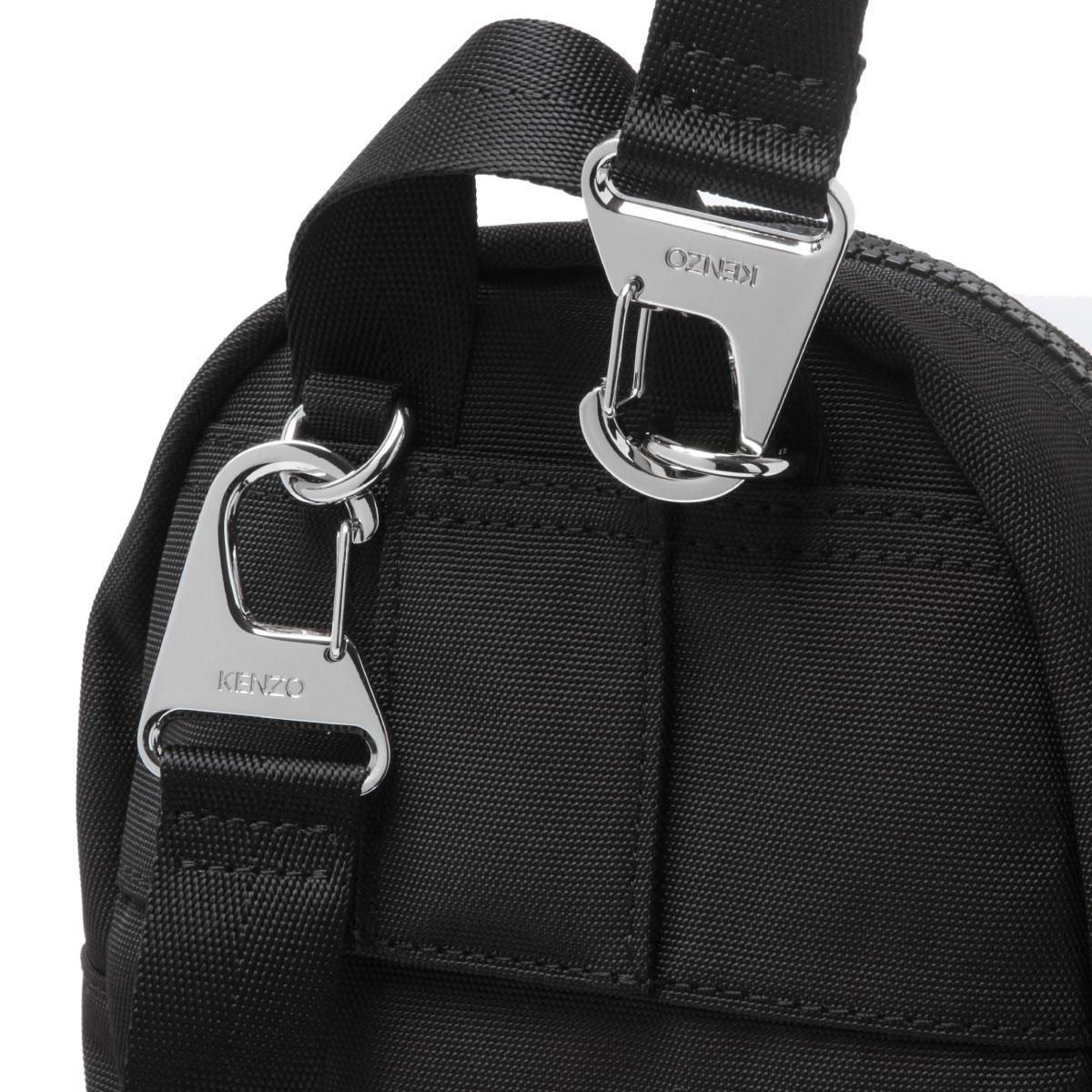f6f0cdfc6ef ... Kenzo KENZO bag lady 5SF301F20 99 shoulder backpack mini-BLACK black  belonging to ...