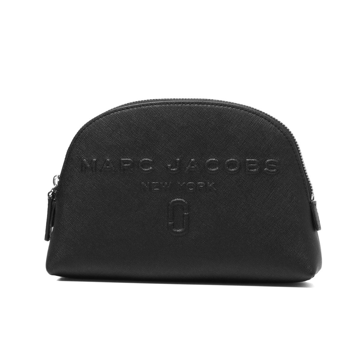 マーク ジェイコブス MARC JACOBS ポーチ レディース M0013651 001 LOGO SHOPPER ロゴ ショッパー BLACK ブラック