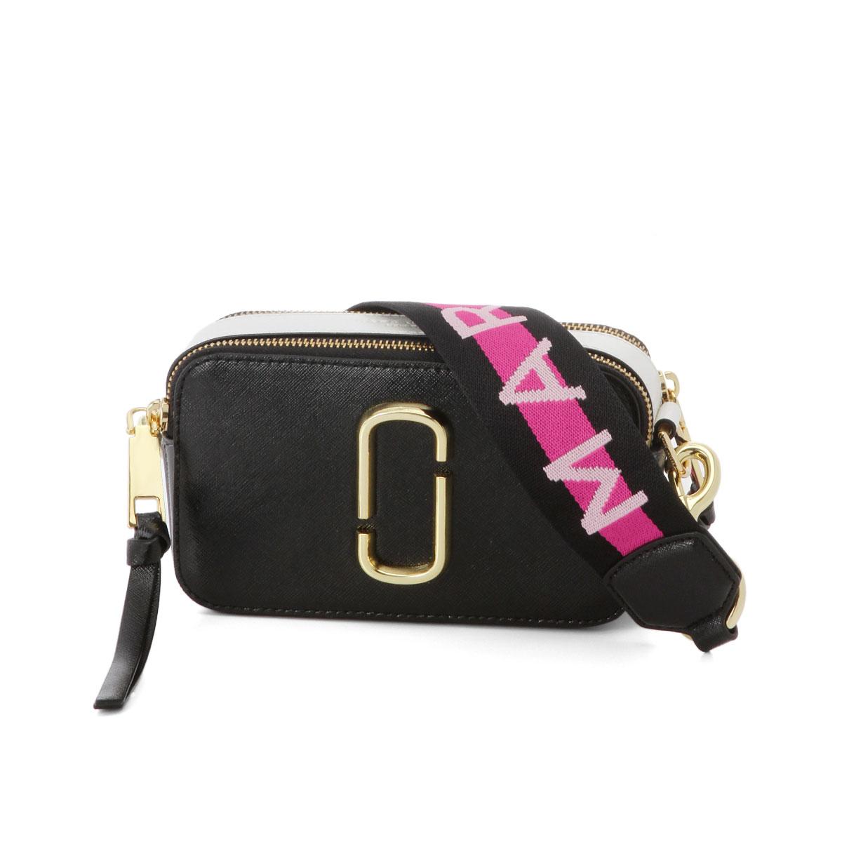 b5c83a163be importshopdouble: Mark Jacobs MARC JACOBS bag lady M0014146 002 shoulder bag  SNAPSHOT snapshot BLACK MULTI black | Rakuten Global Market
