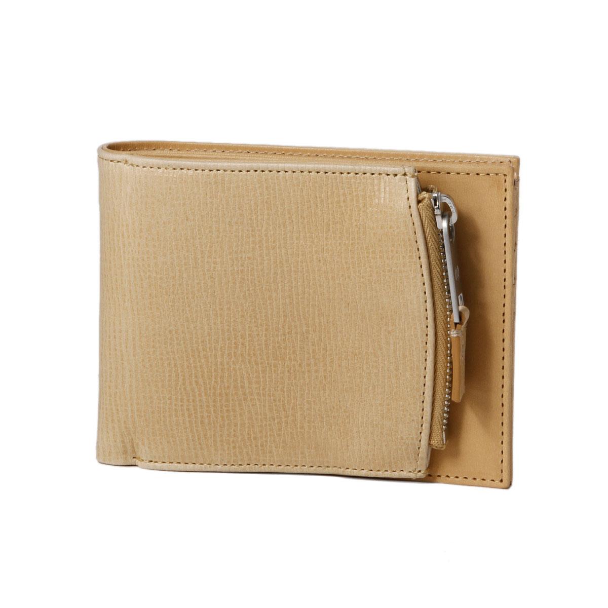 db7b6c43 メゾンマルジェラ MAISON MARGIELA wallet men S35UI0436 P2392 T4091 line 11 folio  wallet NUDE BEIGE beige