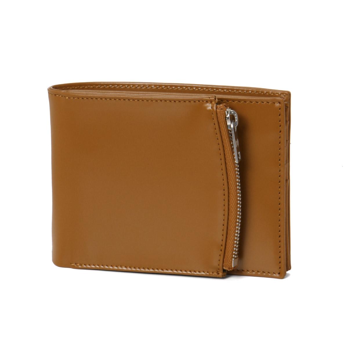 メゾン マルジェラ MAISON MARGIELA 財布 メンズ S35UI0436 P2714 H4200 ライン11 二つ折り財布 BROWN ブラウン