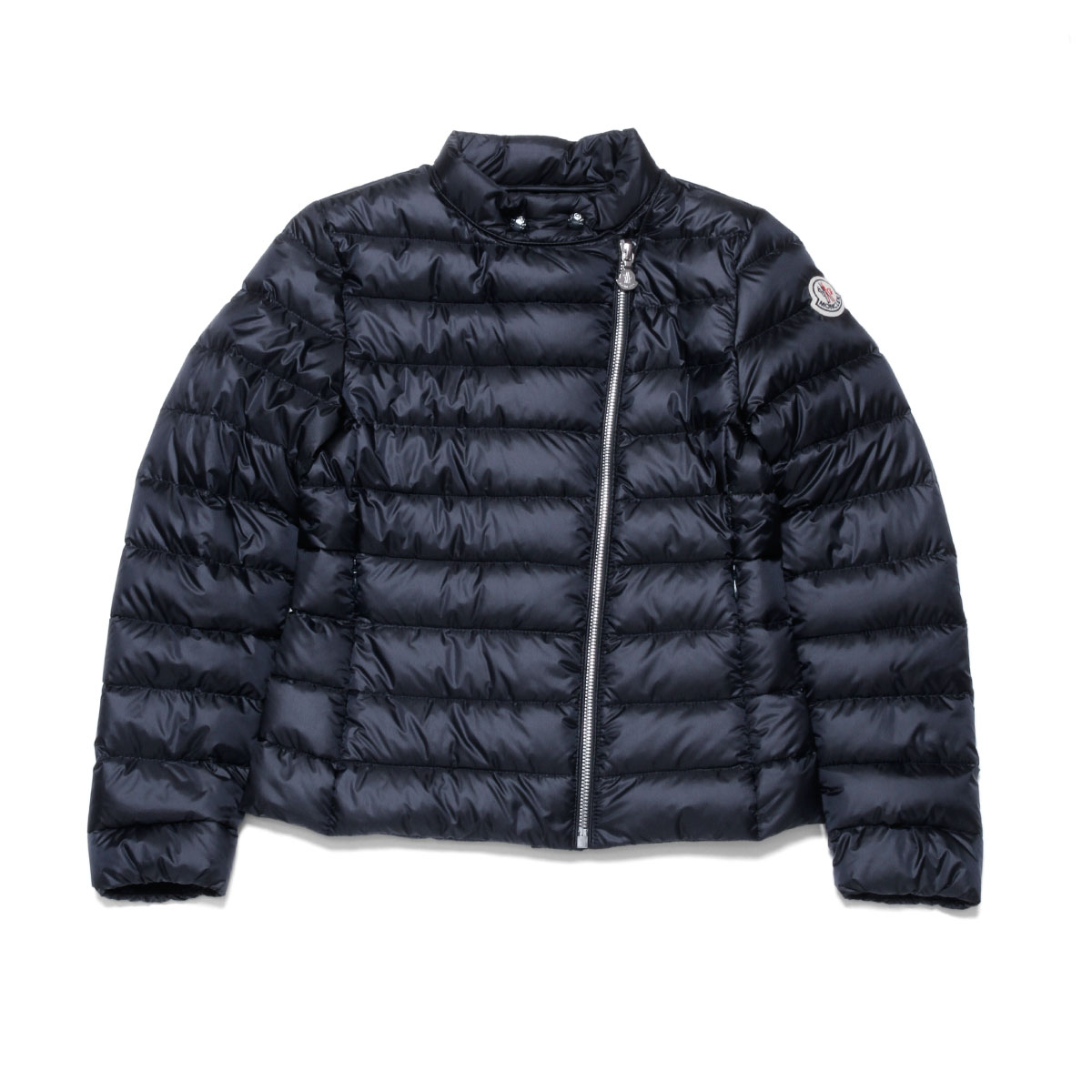 4f8c891093ef Monk rail MONCLER outer kids girls AMY 53048 778 down jacket AMY net NAVY  dark blue
