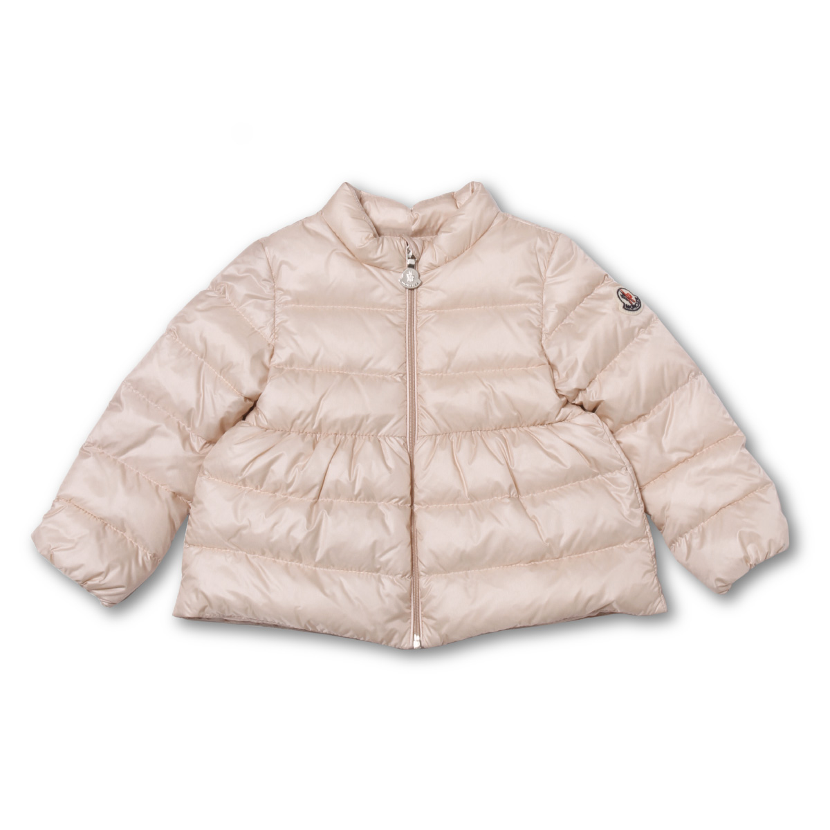 Monk rail MONCLER outer baby kids girls JOELLE 53048 529 down jacket JOELLE Joel PINK pink