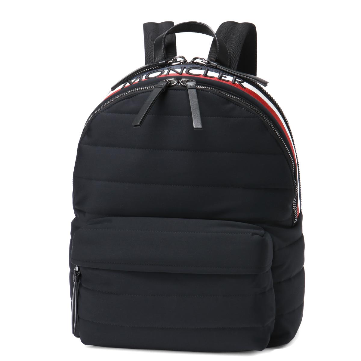 モンクレール MONCLER バッグ メンズ 0062400 539AX 999 バックパック ラージ FUGI フジ BLACK ブラック
