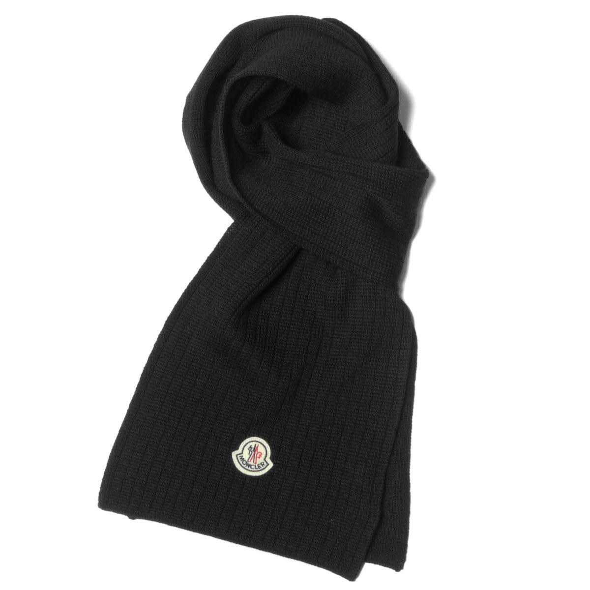 importshopdouble  0002700 Monk rail MONCLER scarf men 02309 999 ... 79a82455113