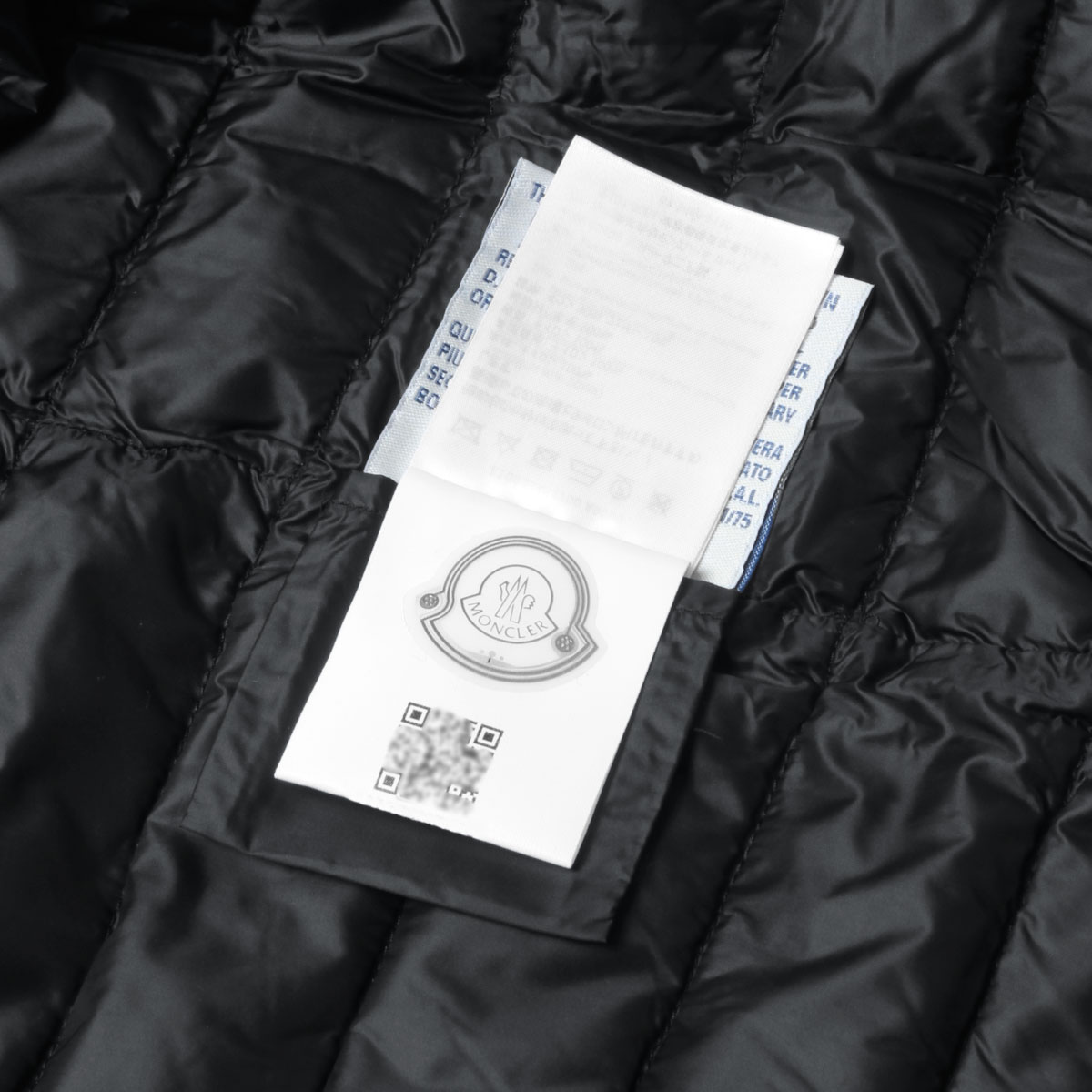 モンクレール MONCLER ブルゾン レディース 9454700 A9000 999 ダウンコンビブルゾン BLACK ブラックhCxdQrts