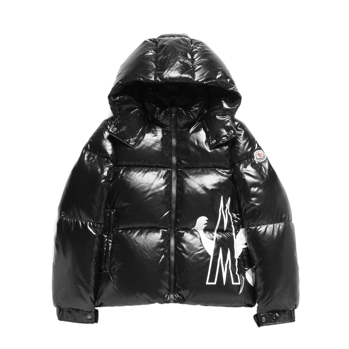 モンクレール MONCLER アウター キッズ ボーイズ ガールズ FRIESIAN 68950 999 フード付 ダウンジャケット FRIESIAN フリージアン BLACK ブラック 10A