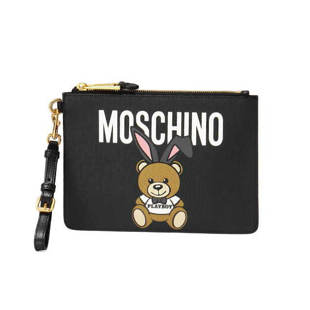 2726292fce importshopdouble: 8421 Moschino MOSCHINO bag lady 8210 1555 clutch ...