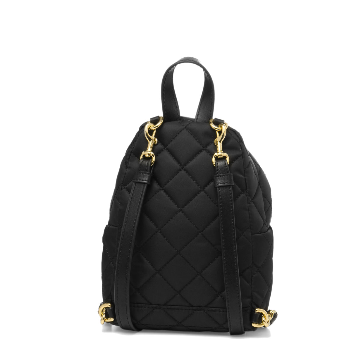 8ff699f2644 ... 7609 Moschino MOSCHINO bag lady 8201 2555 shoulders backpack BLACK  black belonging to ...