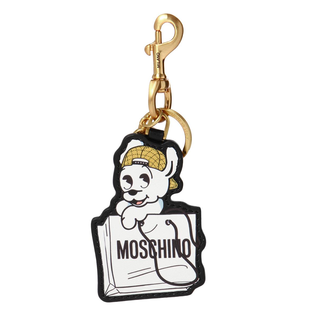 モスキーノ MOSCHINO チャーム レディース 8599 8060 1001 MULTI マルチカラー