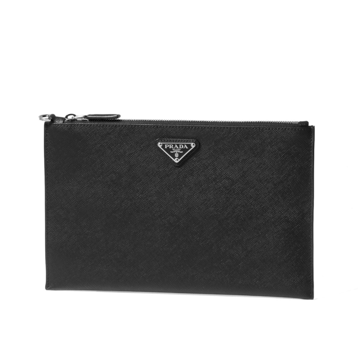 Prada Bag Men 2ng005 Pn9 F0002 Clutch Nero Black
