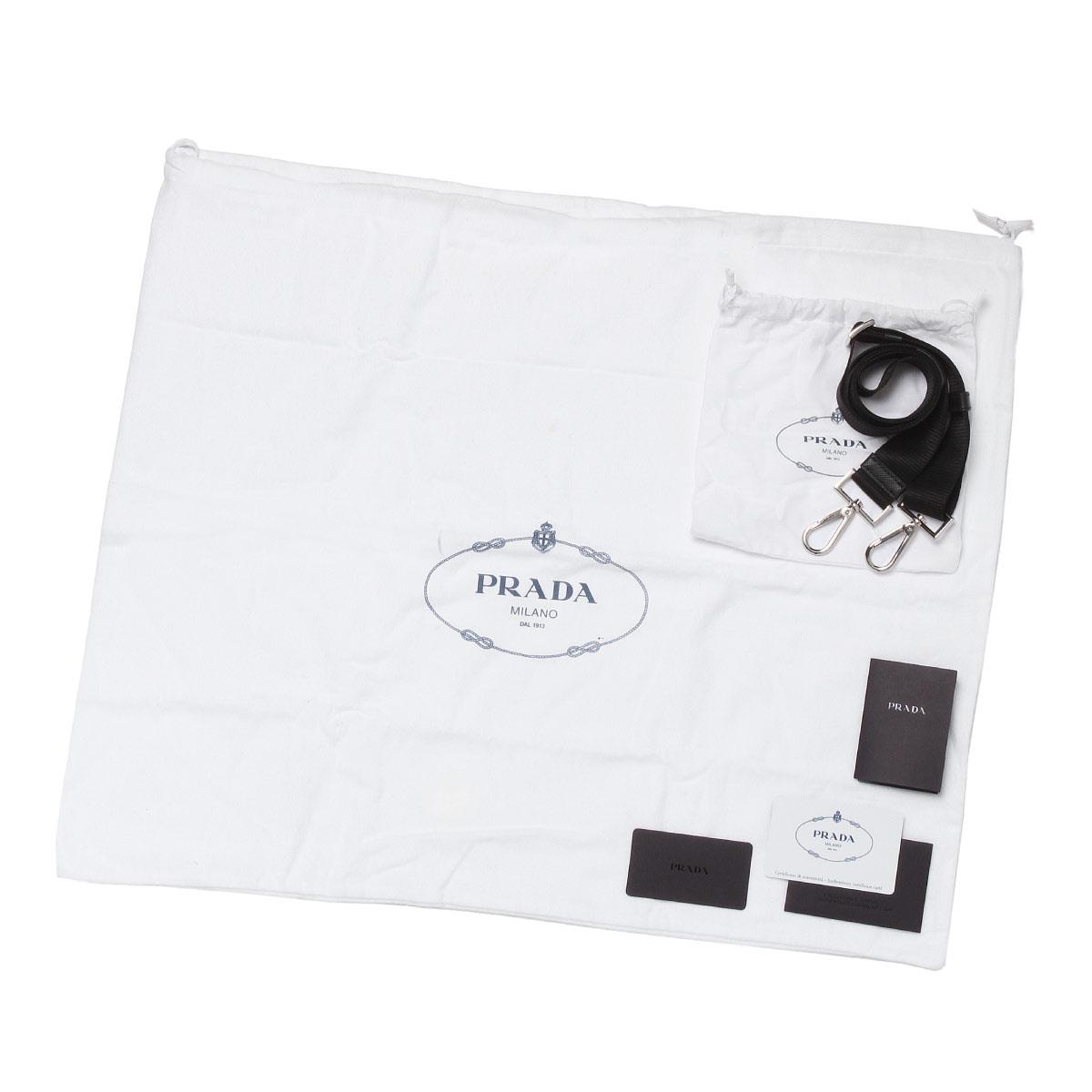 c8a90aba7f2e8a ... Prada PRADA bag lady 1BG696 V44 F0161 shoulder tote bag MILITARE Green  belonging to ...