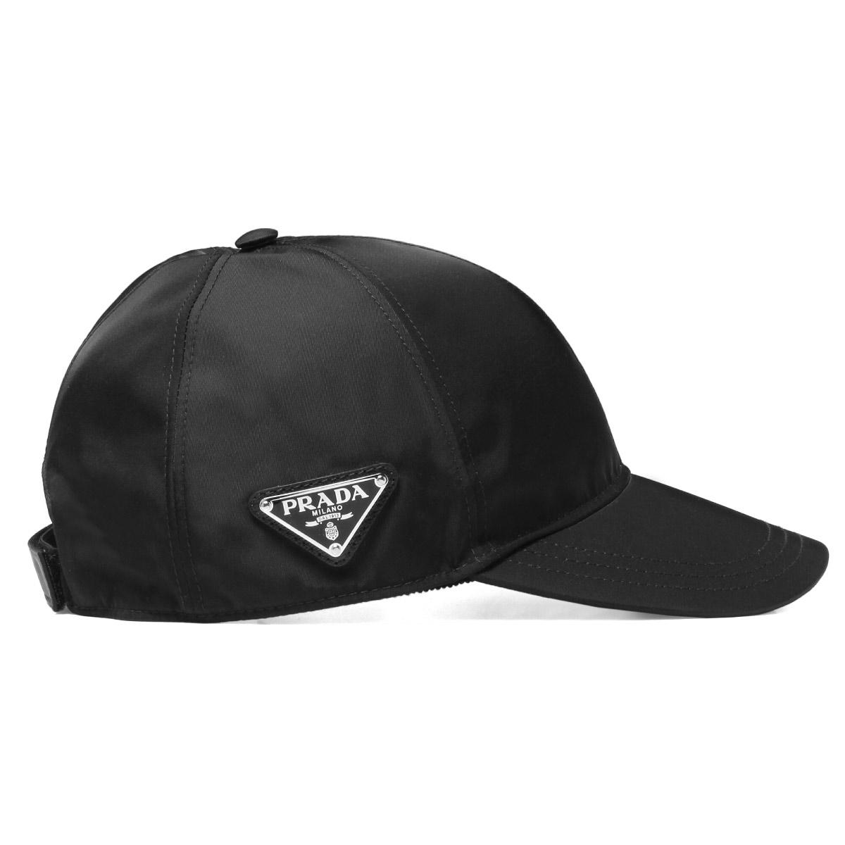 f0a067e4 importshopdouble: Prada PRADA cap Lady's 1HC274 2B15 F0002 NERO black |  Rakuten Global Market