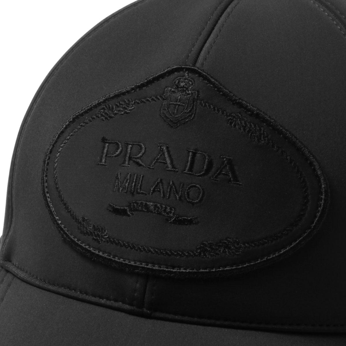 7354083b importshopdouble: Prada PRADA cap Lady's 1HC274 2BQA F0002 NERO ...