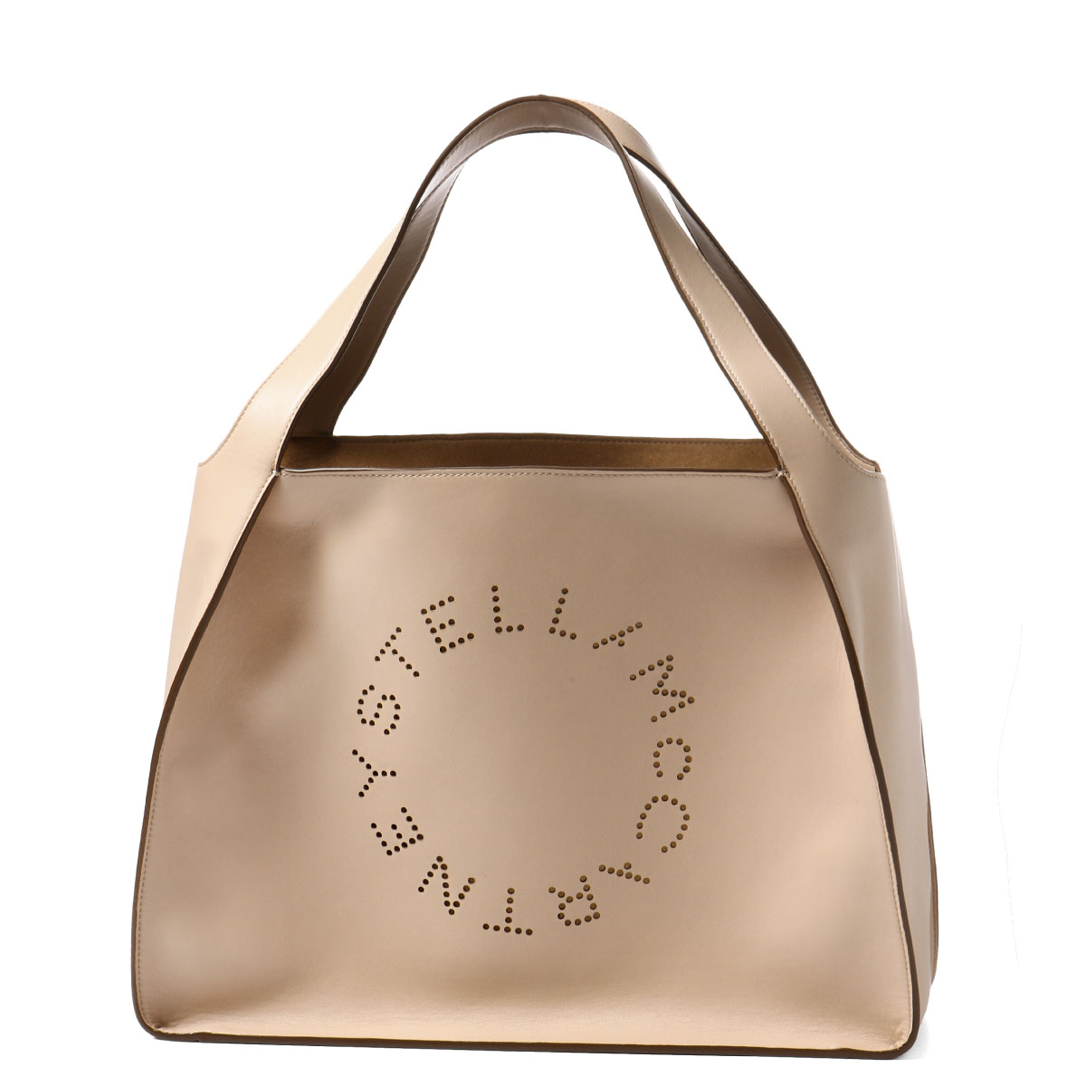 b0473e49d2 502793 Stella McCartney STELLA McCARTNEY bag lady W9923 6802 tote bag  POWDER beige