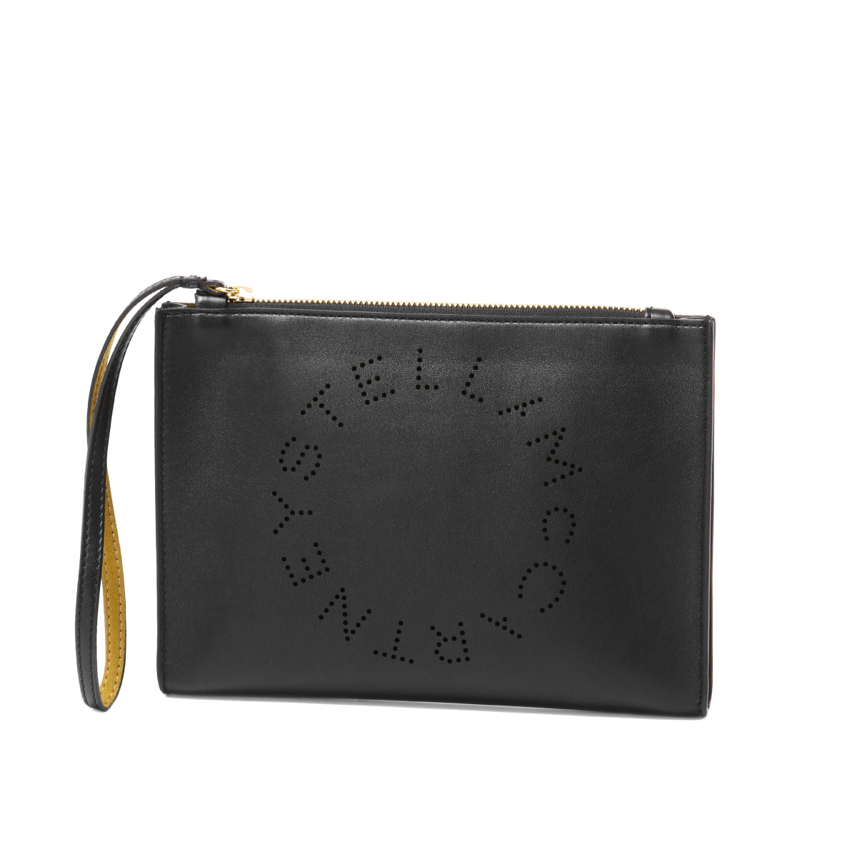ステラ マッカートニー STELLA McCARTNEY バッグ レディース 502892 W9923 1000 クラッチバッグ BLACK ブラック