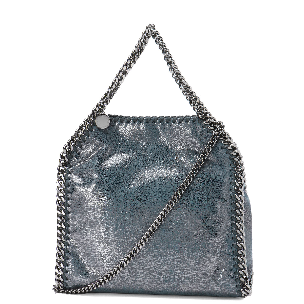 37a23af94a 371223 Stella McCartney STELLA McCARTNEY bag lady W8176 4107 shoulders tote  bag mini-FALABELLA Fala seawife BLUE LAGOON blue belonging to