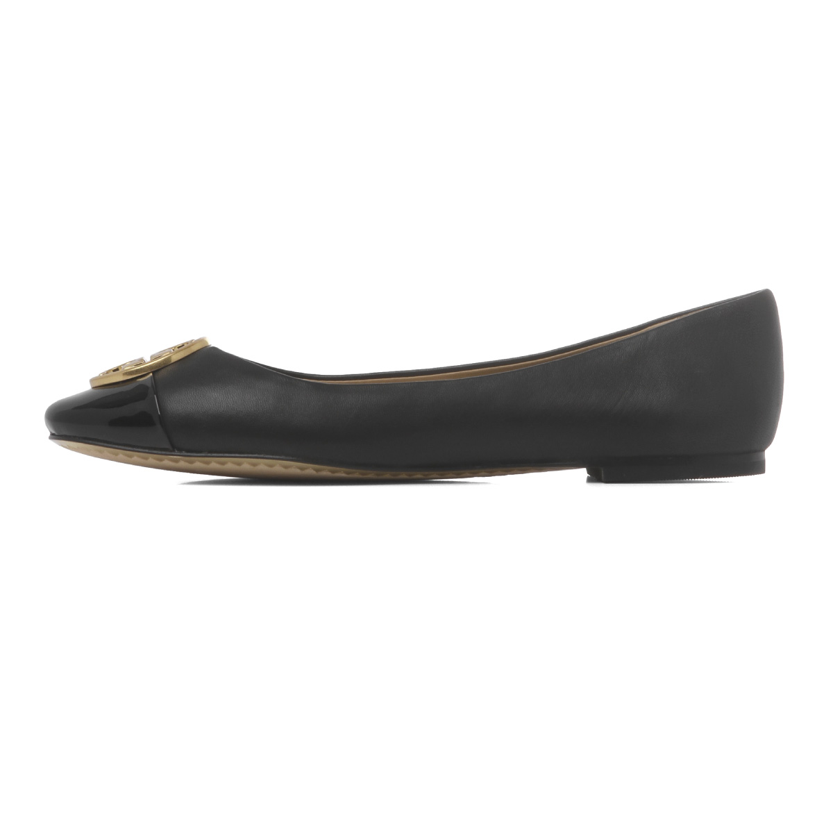 623e7b59869 ... Tolly Birch TORY BURCH shoes Lady's 46882 009 ballet shoes CHELSEA  Chelsea BLACK/BLACK black ...