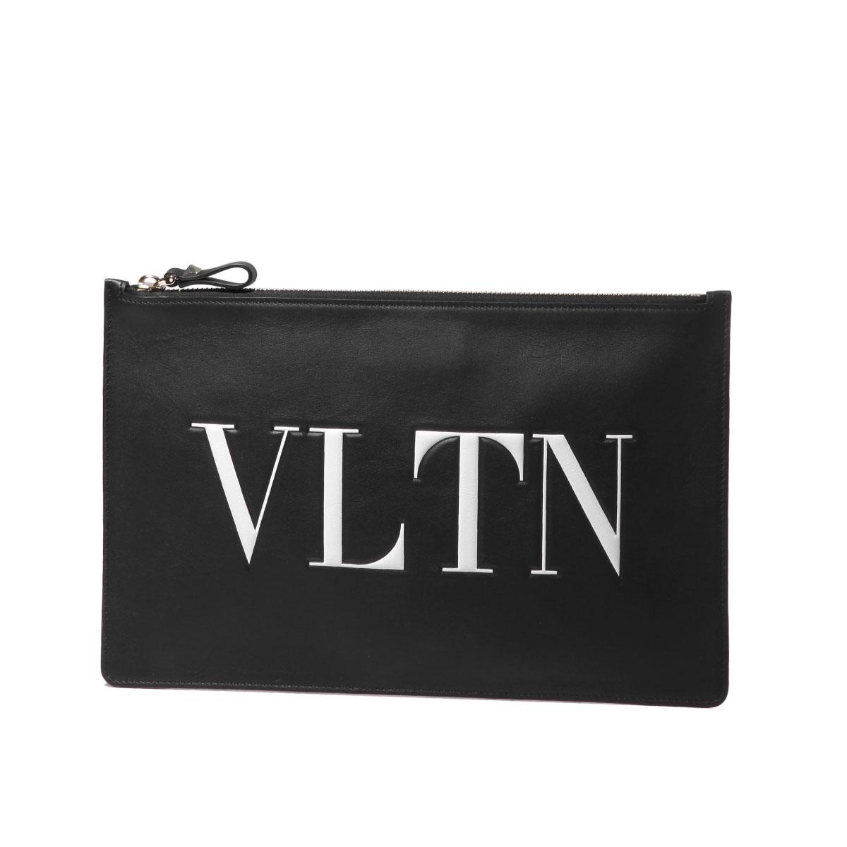 ヴァレンティノ VALENTINO バッグ レディース QW2P0269RCH 0NI クラッチバッグ NERO/BIANCO ブラック