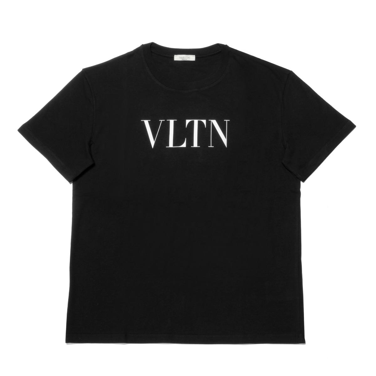 ヴァレンティノ VALENTINO Tシャツ メンズ RV3MG10V3LE 0NO 半袖Tシャツ NERO ブラック