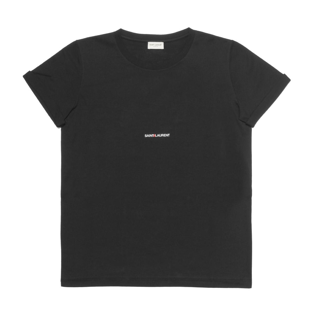 8a1fc606563dd9 464572 Saint-Laurent SAINT LAURENT T-shirt men YB2DQ 1000 short sleeves T-  ...