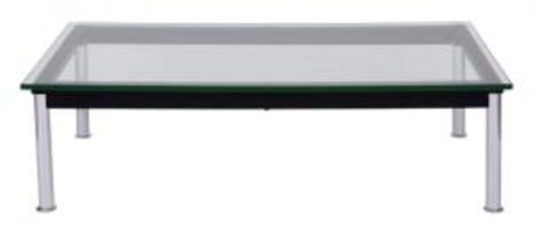 ル・コルビジェ 名作LCシリーズソファ復刻版 ル・コルビジェ ローテーブル LC10 W120ソファ デザイナーズ ミッドセンチュリー シンプル ベーシック コンテンポラリーモダン リビング ソファー