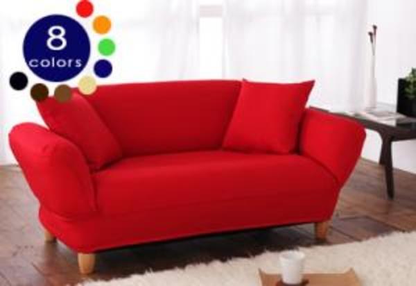 カウチソファ POPPY ポピー 2P2人掛けソファ 二人掛けソファ 二人掛け 二人 2人用 ソファ カウチソファ 北欧 カントリー ナチュラル シンプル リビング 木製 北欧デザイン 北欧家具 sofa ソファー