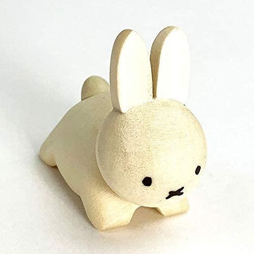 ミッフィー 超人気 ディック ブルーナ 木製箸置き 海外輸入 うさぎ mail 220 208570 白