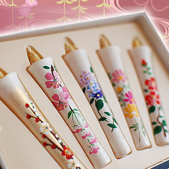Incense gifts for original gift for Tung pieces fine smoke incense gift offerings for incense OKUNO Seimei Hall Japanese candle picture candle Buddhist mourning postcard mourning for more information
