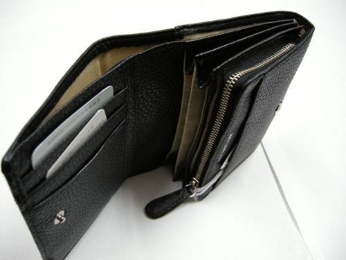 有山本宽斋钱包/KANSAI YAMAMOTO钱包/对开钱包/拉链硬币袋