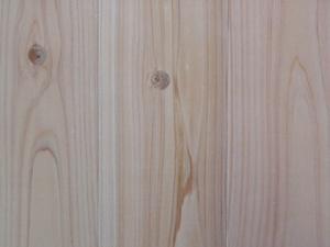 スーパー桧無垢フローリング上小節 UVセラミック塗装1900×15×90ミリ 19枚入
