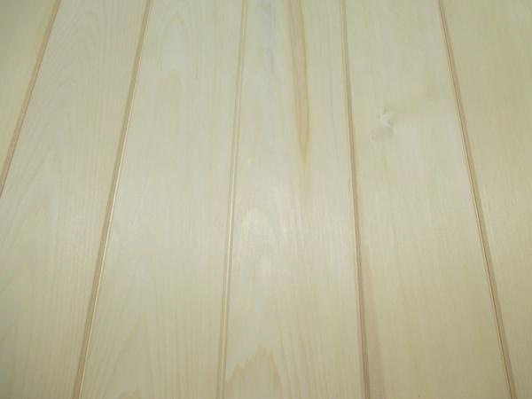 【大型宅配便のため送料無料適用対象外】米ひば(ベイヒバ)無垢羽目板無節上小節込み無塗装 3650×12×93ミリ 9枚入